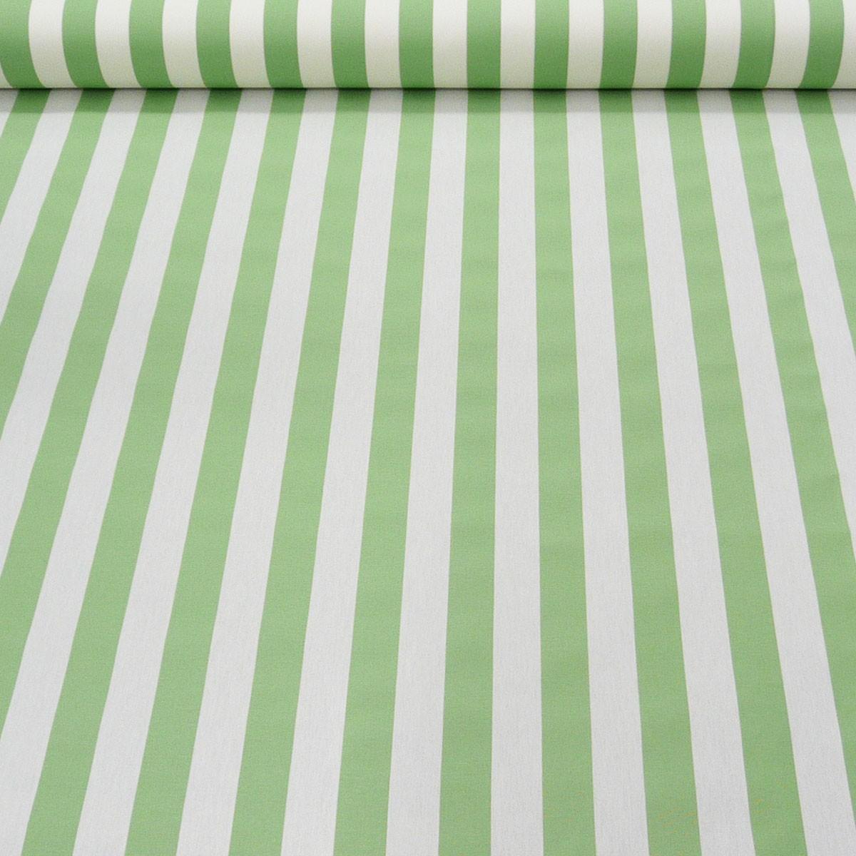 outdoor markisenstoff gartenm belstoff toldo streifen gr n wei alle stoffe stoffe gemustert. Black Bedroom Furniture Sets. Home Design Ideas
